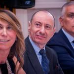 Prof.ssa Lombardi, Avv. Mascherin, Prof. Avv. Sica - Convegno Scuola Forense Ambrosoli